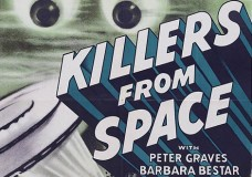 Killers from Space, Lee Wilder